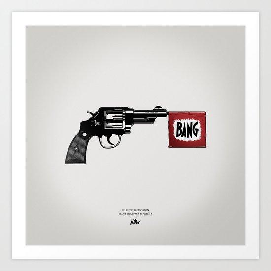Icons 007 Art Print