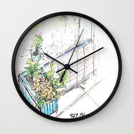 927 Bloor St Toronto Wall Clock