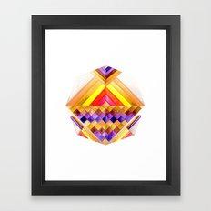 A Closer Look Framed Art Print