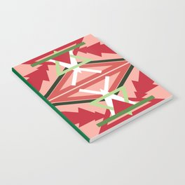 Holiday Pattern Notebook