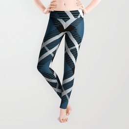 Blue Saint Andrew. Leggings
