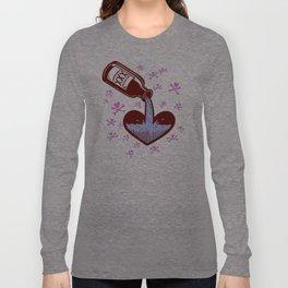 Drunkenheart Long Sleeve T-shirt