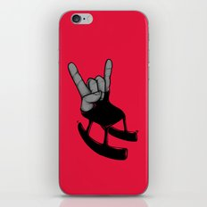 The ROCKing Chair iPhone & iPod Skin