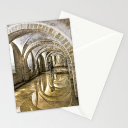 Winchester Cathedral Crypt Stationery Cards
