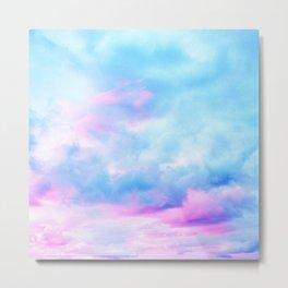 Clouds Series 2 Metal Print