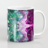 kaleidoscope Mugs featuring Kaleidoscope by Mark Kriegh