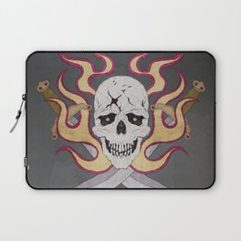 Paul Phoenix Laptop Sleeve