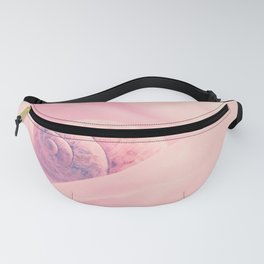 #beautiful #snail in #close #up Fanny Pack