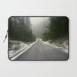 It's cold Down - Under! Laptop Sleeve