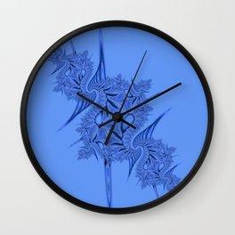 Fractal 84 Wall Clock