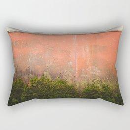 Green Climb. Rectangular Pillow