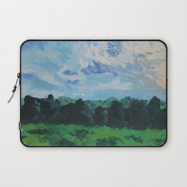 Summer Field Laptop Sleeve