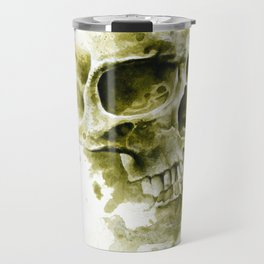 Sandy Skull Travel Mug