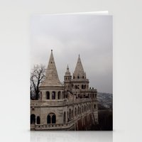 budapest Stationery Cards featuring Budapest by L'Ale shop