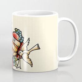 Not today Satan, not today Coffee Mug