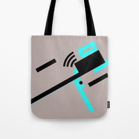 gaming Tote Bags featuring Gaming by Scott - GameRiot