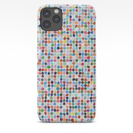 Colossal Polka Daubs iPhone Case