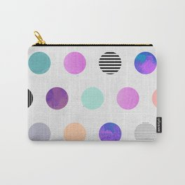 Just Pretend Polka Dots Carry-All Pouch