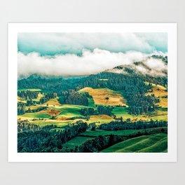 Carson #photography #nature Art Print