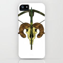 Night Horror iPhone Case