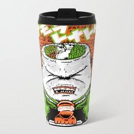 Sumo Sushi Metal Travel Mug