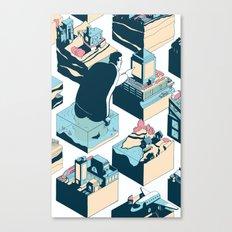 Reach Canvas Print