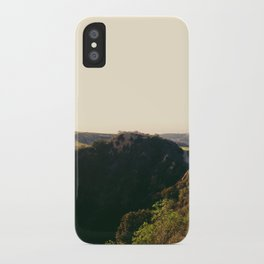 Turnbull Canyon, CA iPhone Case