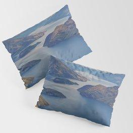 Roys Peak Lookout 2 Pillow Sham