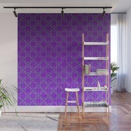 D20 Heathen Crit Pattern Premium Wall Mural