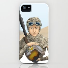 Scavenger iPhone Case