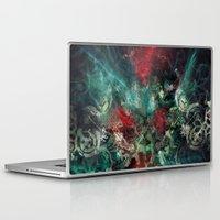 alchemy Laptop & iPad Skins featuring Alchemy by noistromo
