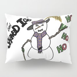 A Pimp Called Shaved Ice Pillow Sham