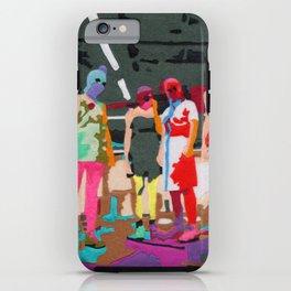 Pussyriot iPhone Case