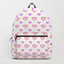 Pixel Hearts Backpack