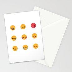 Emojis: All Stationery Cards