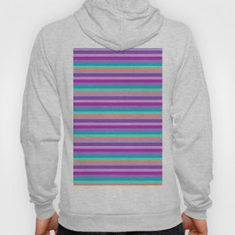 Stripes Colorul Mood Hoody