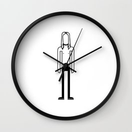 Iggy Pop  Wall Clock