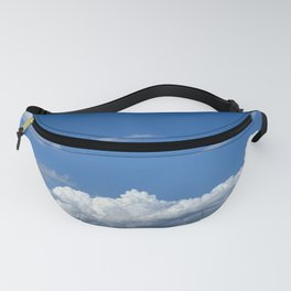 Clouds in the sky Fanny Pack