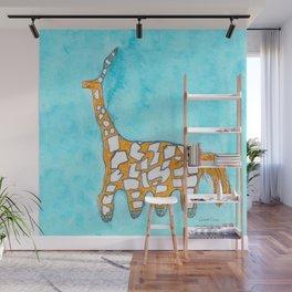Girafficorne Gazelle by Garrett Wall Mural