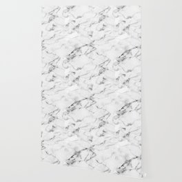 Painted Marble Wallpaper