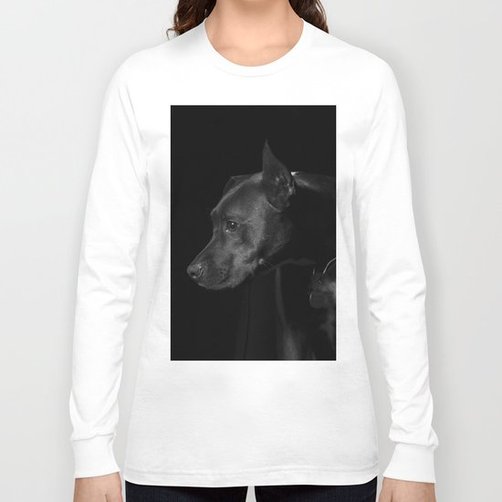 The black dog 7 Long Sleeve T-shirt