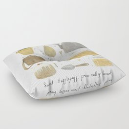 House of the True Floor Pillow