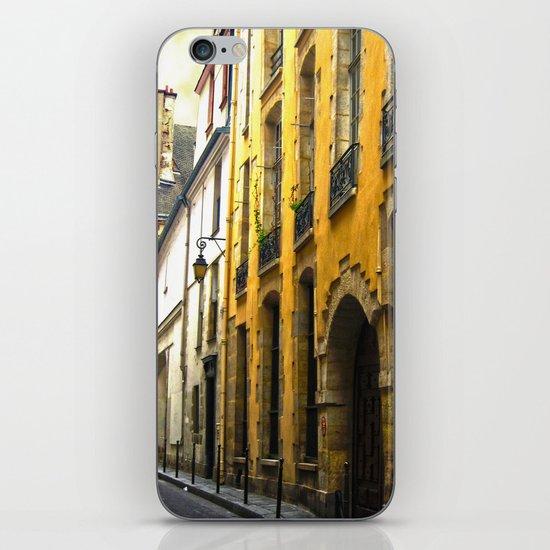 Paris Lane iPhone & iPod Skin
