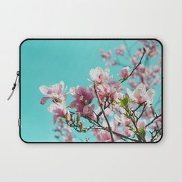 Central Park Cherry Blossom Laptop Sleeve