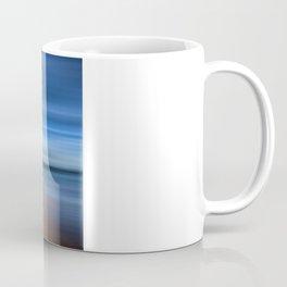 Beach Blur Painted Effect Coffee Mug