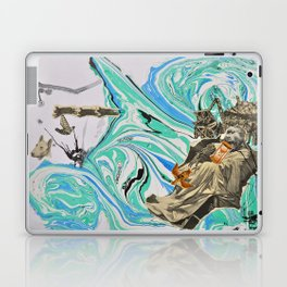 Political Tensions Laptop & iPad Skin