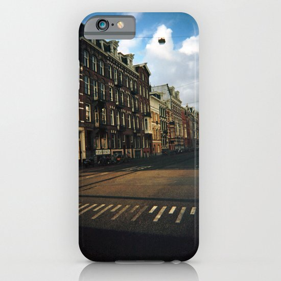 Amsterdam in Winter iPhone & iPod Case
