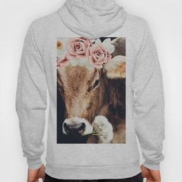 Glamour cow Hoody