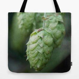 Humulus lupulus, the Common Hop Tote Bag