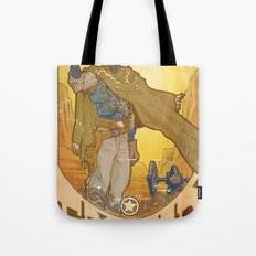 Frontier Legacy Tote Bag